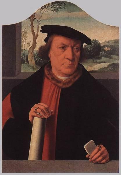 Burgomaster Arnold Von Brauweiler
